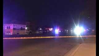 PD: 1 killed in overnight shooting in east Las Vegas