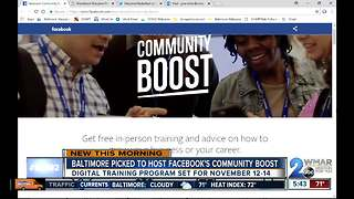 Facebook expands Community Boost program to Baltimore