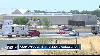 Traffic delays expected on I-84 - Video
