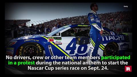 Nascar owners threaten to fire those who protest | rare News