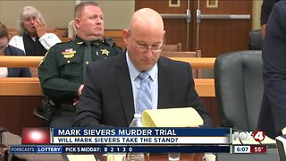 Closing arguments in Mark Sievers trial may start Wednesday