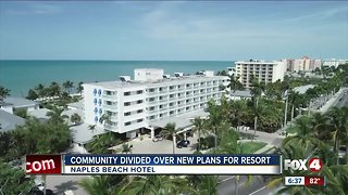 Planning board approves major redevelopment for Naples Beach Hotel