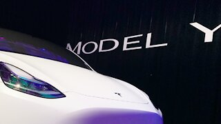 Chins'a Approval Of Model Y SUV Sends Tesla Stock Soaring