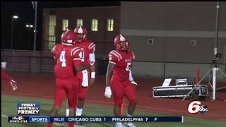 HIGHLIGHTS: Pike 43, Fishers 0 - Video