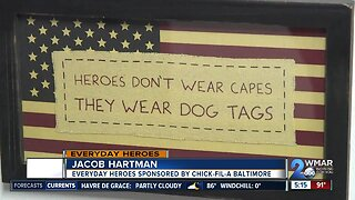 Everyday Heroes: Jacob Hartman