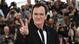 Tarantino Gets Standing Ovation At Cannes For New Film
