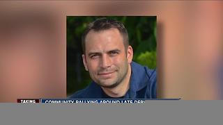 Dying deputy left behing touching open letter - Video