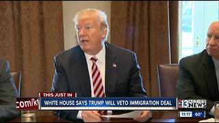 White House goes all out to stop bipartisan immigration deal