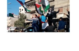 Demonstrations Spread Across Syria Against Trump Decision on Jerusalem - Video