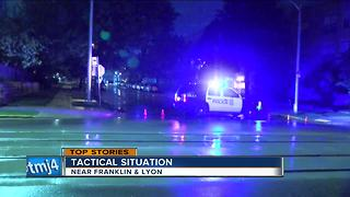 Police investigate overnight armed robbery, home invasion in Milwaukee's Riverwest neighborhood - Video