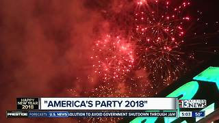 Department of Homeland Security gives special designation for New Year's Eve in Las Vegas - Video