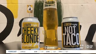 Leaven Brewing survives pandemic thanks to economic boost from Hillsborough County program