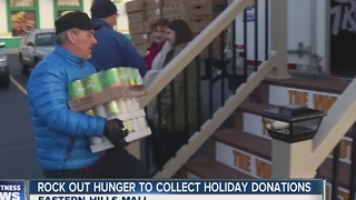 7EWN partnering with 97 Rock to feed hungry families of WNY - Video