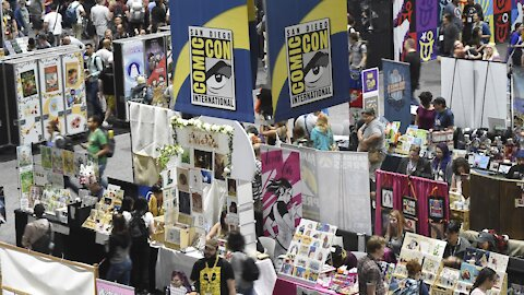 Comic-Con To Remain Virtual Due To COVID This Summer