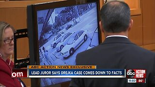 Lead juror says Drejka case comes down to facts