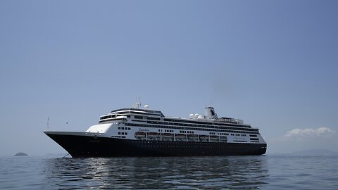 4 Dead On Cruise Ship; 2 Others Test Positive For Coronavirus