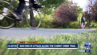 Murder along Cherry Creek Trail in normally 'safe' area has neighbors worried