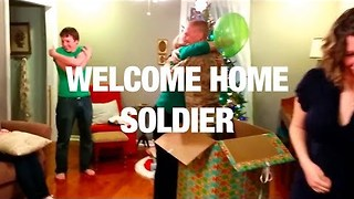 Welcome Home Soldier - Video