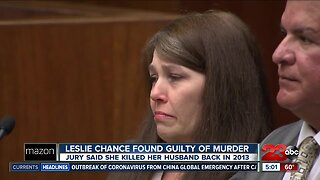 Leslie Chance found guilty of murder