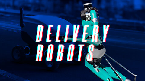 Could robots deliver all your Amazon packages? | Robots Everywhere