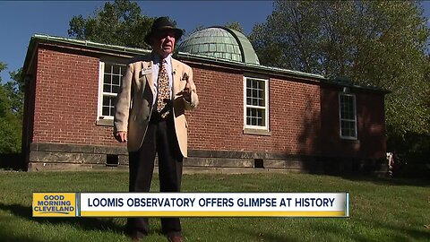 Loomis Observatory offers glimpse at history