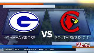 gross vs south sioux city - Video