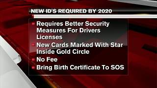 Michigan to begin issuing REAL-ID-compliant driver's licenses next week - Video