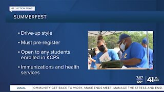 KCPS giving out free backpacks with school supplies to students
