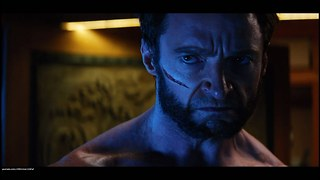 Wolverine vs. Bear Hunters - The Wolverine-(2013) Movie Clip-2 Blu-ray 4K - Video