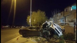 Las Vegas teen arrested in fatal crash out on house arrest