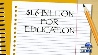 Will Coloradans raise their taxes to fund schools? - Video