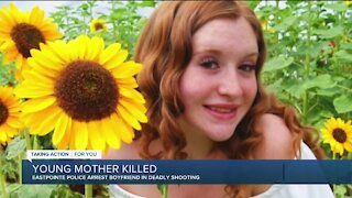 Young mother fatally shot at Eastpointe home