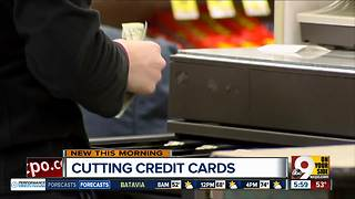 You really shouldn't be making big purchases on your credit card - Video