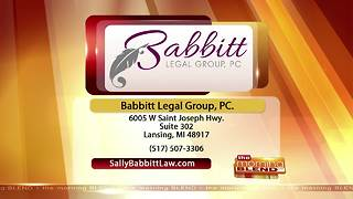 Babbitt Legal Group, PC- 8/28/17 - Video