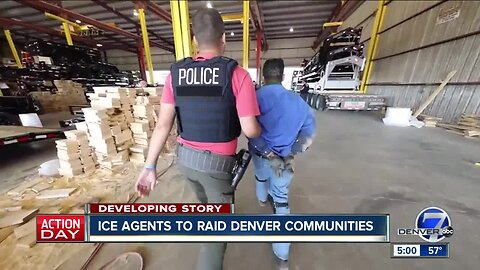 Denver officials speak out against reported ICE raids coming this weekend