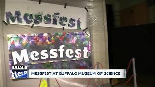 Messfest at the Buffalo Museum of Sciencce - Video