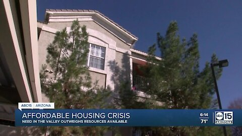 Section 8 housing vouchers in short supply for Arizona families