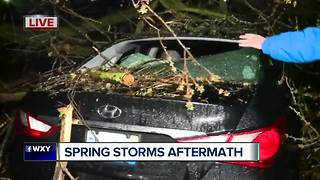 More than 300K without power, DTE says - Video