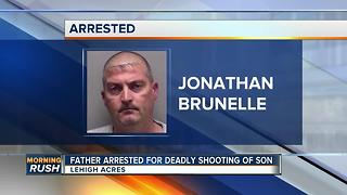 Man accused of murdering his son in Lehigh Acres - Video