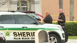 Manhunt in Royal Palm Beach for adult son who stabbed mother