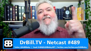 DrBill.TV #489 - The Tricky, But Can You Do It With a New Haircut Edition!
