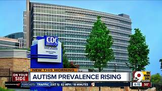 CDC: More children being diagnosed with autism - Video