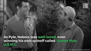 Jim Nabors, one of the stars of 'The Andy Griffith Show,' has died - Video