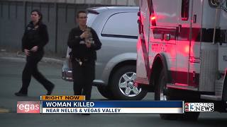 Woman killed inside apartment - Video