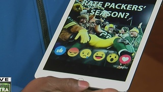 Packers Social Media Reaction - Video