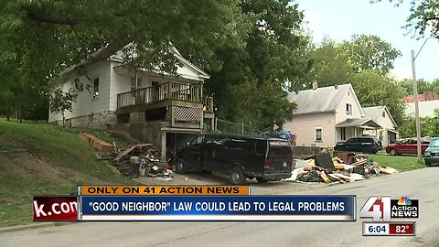Kansas City neighborhood associations hope new law helps them battle unsightly properties