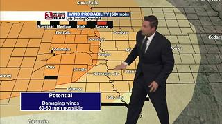 Overnight Weather Threats - Video