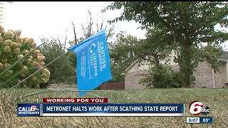 Report: MetroNet's contractors not registered with state - Video