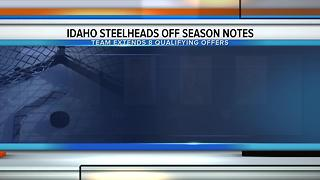 The Idaho Steelheads extend eight qualifying offers - Video