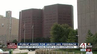Public asked for feedback about Jackson County Jail - Video